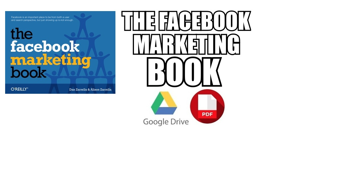 The Facebook Marketing Book PDF Free Download [Direct Link]