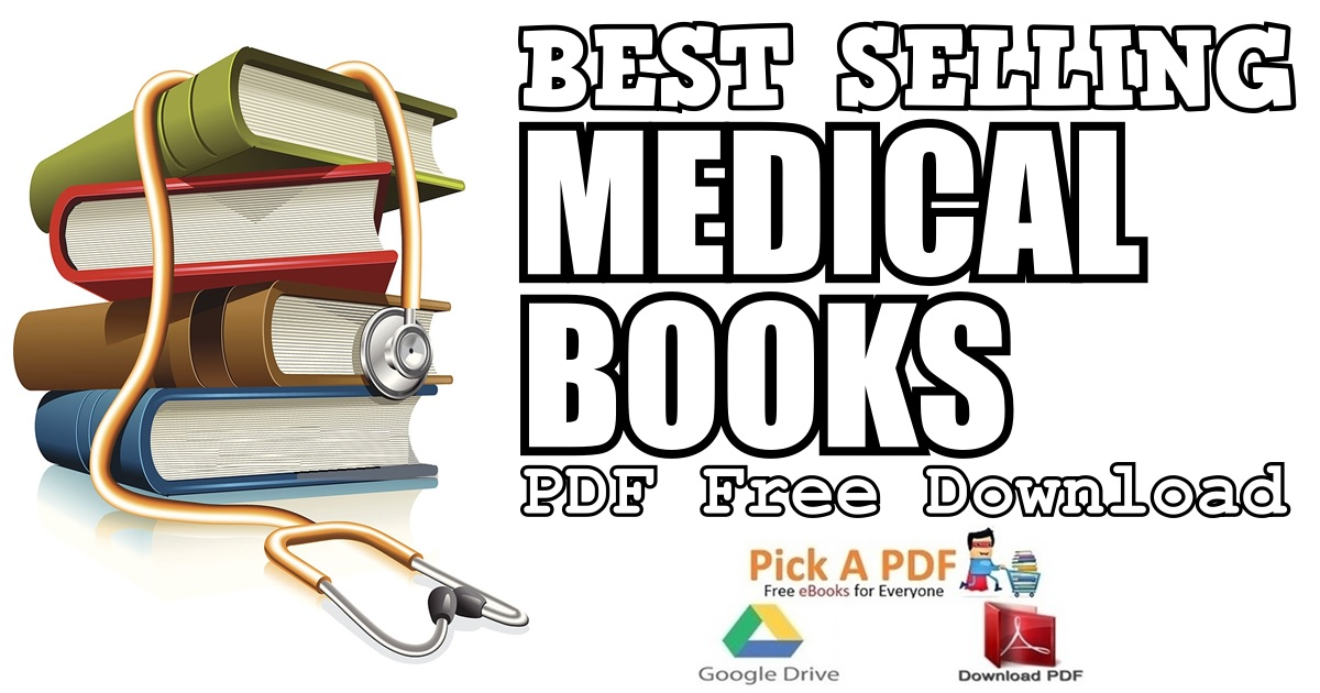 Best Selling Medical Books PDF