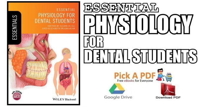 Essential Physiology for Dental Students PDF