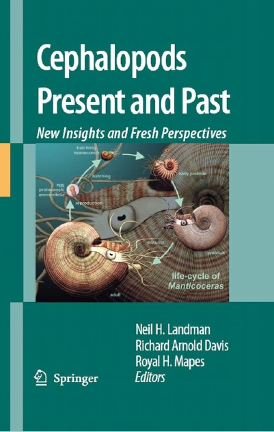 Cephalopods Present and Past PDF