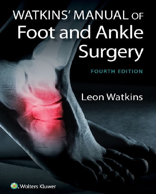 Watkins' Manual of Foot and Ankle Medicine and Surgery PDF