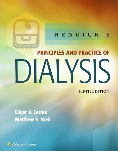 Henrich's Principles and Practice of Dialysis PDF