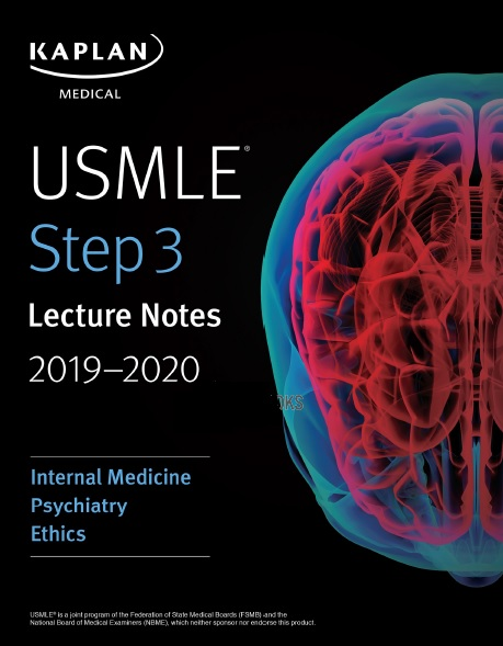 USMLE Step 3 Lecture Notes 2019-2020 PDF