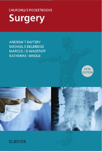 Churchill's Pocketbook of Surgery 5th Edition PDF