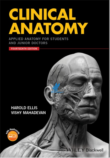 Clinical Anatomy Applied Anatomy for Students and Junior Doctors 14th Edition PDF