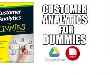 Customer Analytics For Dummies PDF