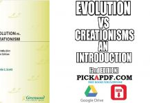 Evolution vs Creationism PDF