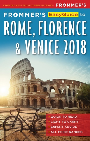 Frommer's EasyGuide to Rome, Florence and Venice 2018 PDF