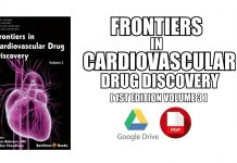 Frontiers in Cardiovascular Drug Discovery PDF