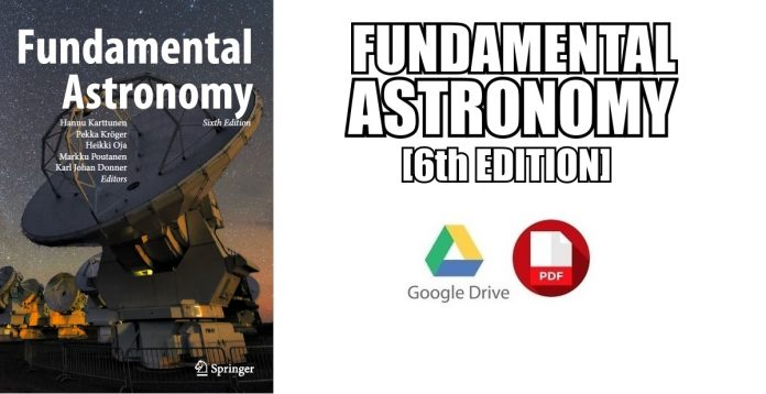 Fundamental Astronomy 6th Edition