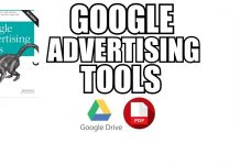 Google Advertising Tools PDF
