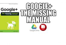 Google+ The Missing Manual PDF