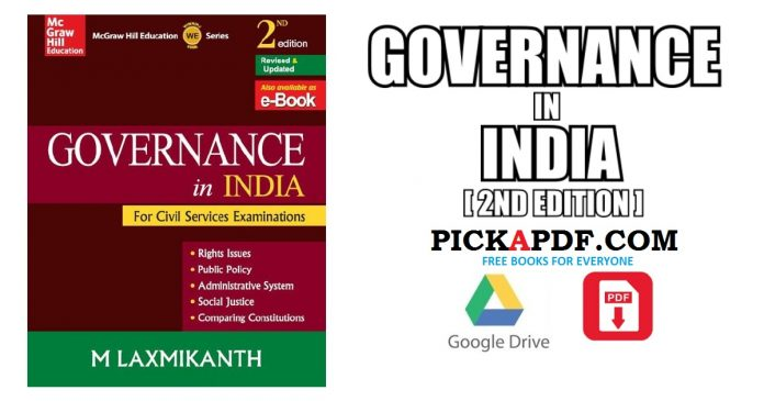Governance in India PDF