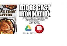 Lodge Cast Iron Nation PDF