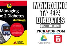 Managing Type 2 Diabetes For Dummies PDF