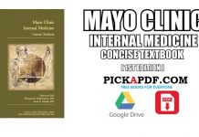 Mayo Clinic Internal Medicine Concise Textbook PDF