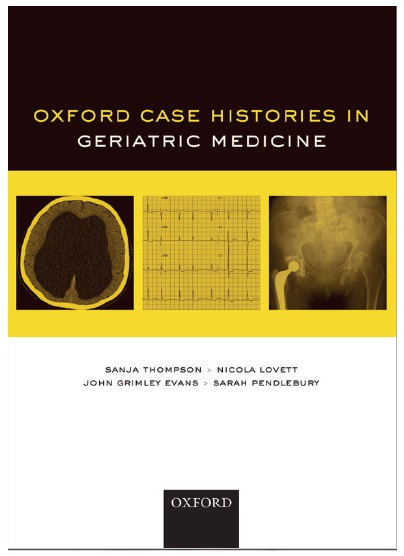 Oxford Case Histories in Geriatric Medicine PDF