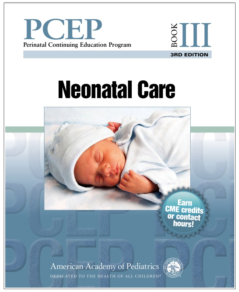 PCEP Book III Neonatal Care PDF