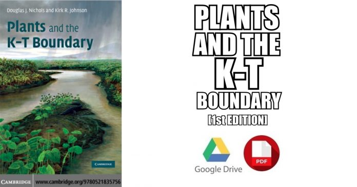 Plants and the K-T Boundary PDF