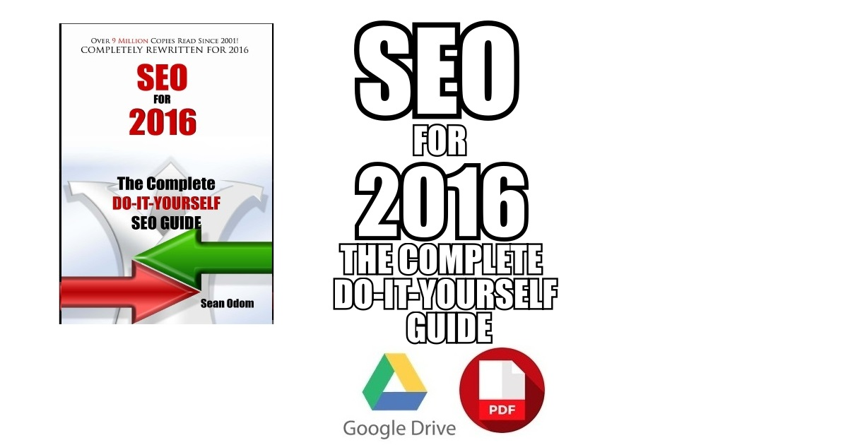 Seo for 2016 the complete do it yourself seo guide pdf free download seo for 2016 pdf solutioingenieria Choice Image