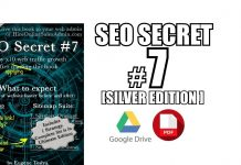 SEO Secret #7 (Silver Edition) PDF