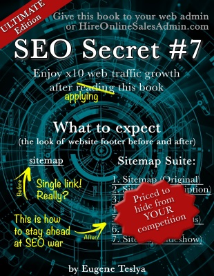 SEO Secret 7 Ultimate edition PDF