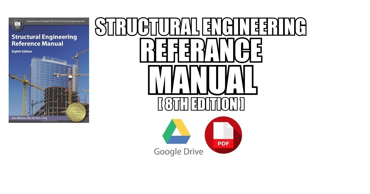 Structural Engineering Reference Manual Pdf Free Download Direct Link