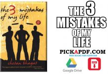The 3 Mistakes of My Life PDF