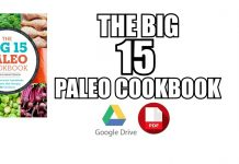 The Big 15 Paleo Cookbook PDF
