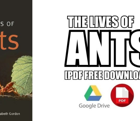 The Lives of Ants PDF