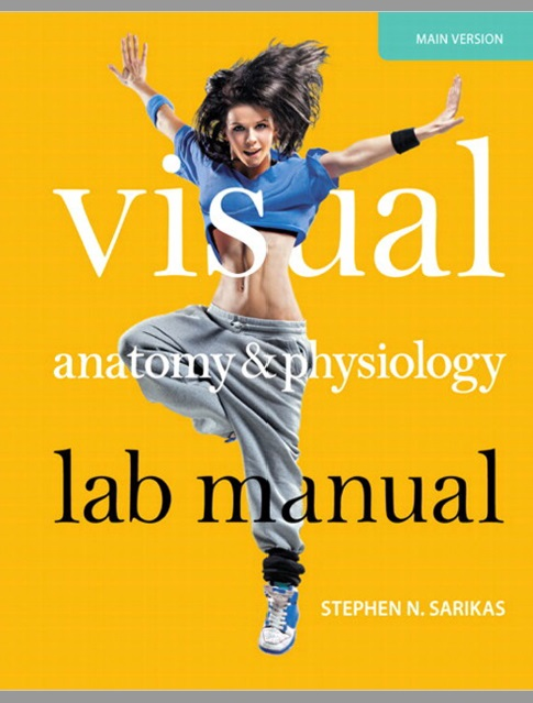 Visual Anatomy & Physiology Lab Manual PDF