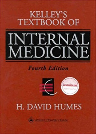 kelley's textbook of internal medicine PDF