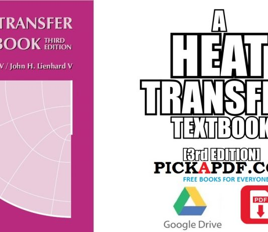 A Heat Transfer Textbook PDF
