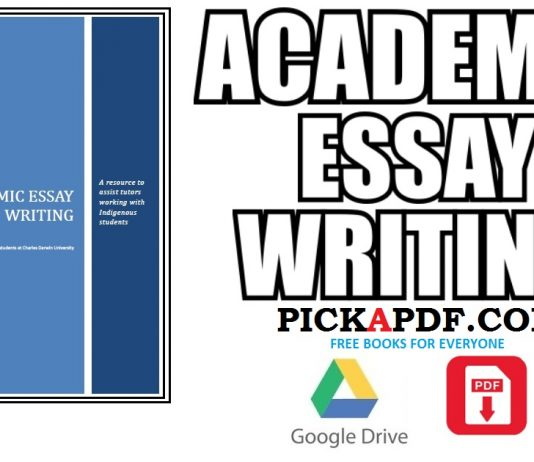 Academic Essay Writing PDF