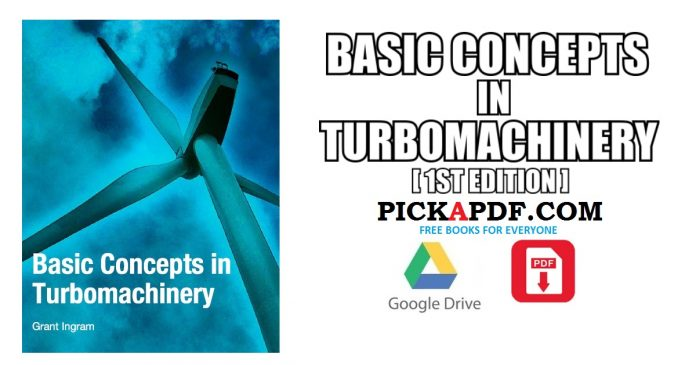 Basic Concepts in Turbomachinery PDF