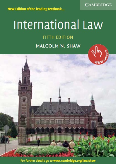 Cambridge International Law PDF