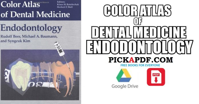 Color Atlas of Dental Medicine PDF