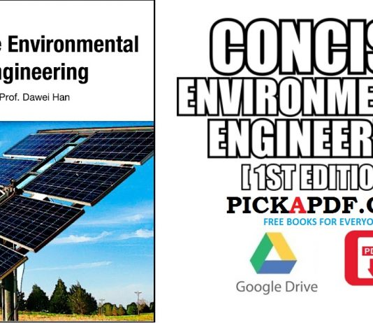 Concise Environmental Engineering PDF