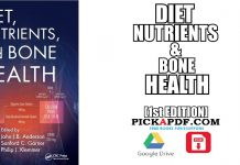 Diet, Nutrients, and Bone Health PDF
