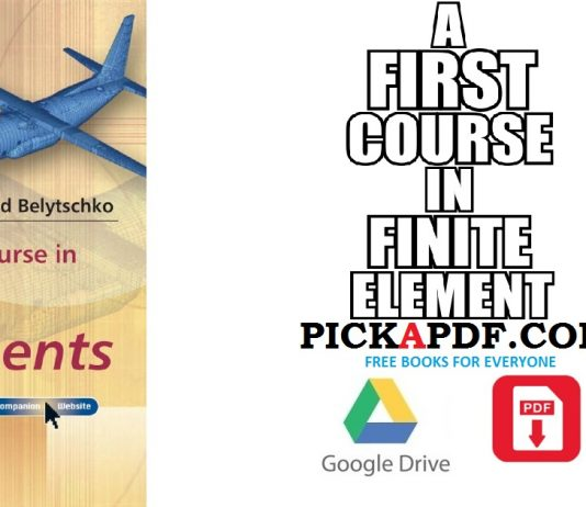 Finite Element Method A Practical Course PDF