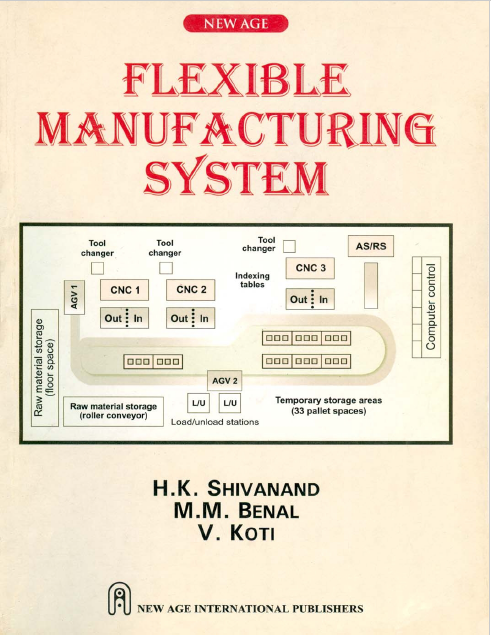 Flexible Manufacturing System PDF