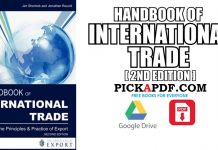 Handbook of International Trade PDF