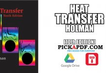 Heat Transfer 10th Edition PDF