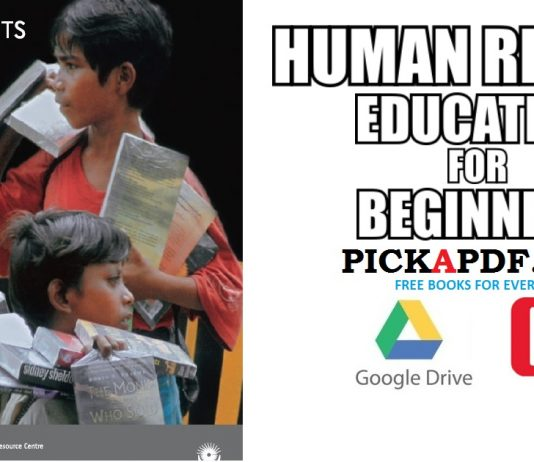 Human Rights Education for Beginners PDF