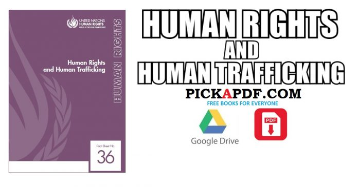 Human Rights and Human Trafficking PDF