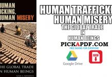Human Trafficking, Human Misery PDF