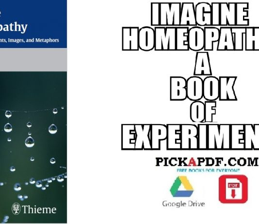 Imagine Homeopathy PDF