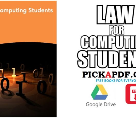 Law for Computing Students PDF