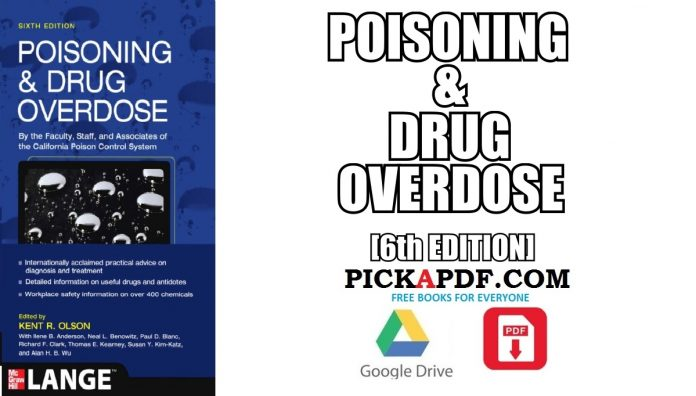 Poisoning and Drug Overdose 6th Edition PDF