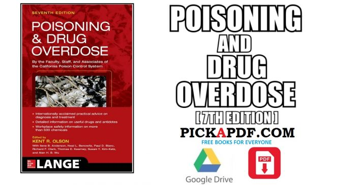 Poisoning and Drug Overdose PDF